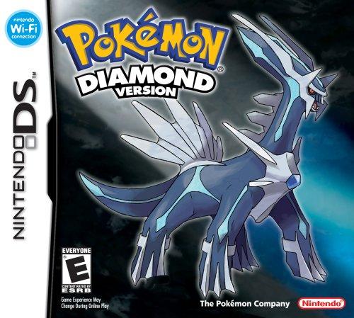 Thumbnail 1 for Pokemon Diamond COOL SAV!!!